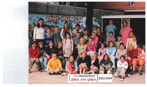 groep6 2003-2004