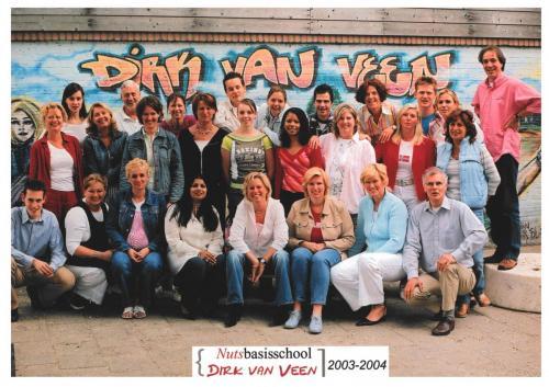 team 2003-2004